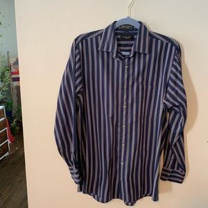 Vintage Christian Dior Monsieur Mens Shirt Sz M